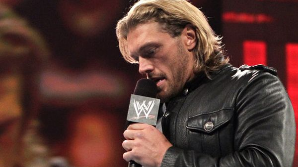 WWE Superstar Edge Retirement