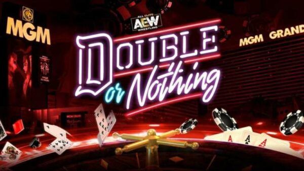AEW Double or Nothing logo
