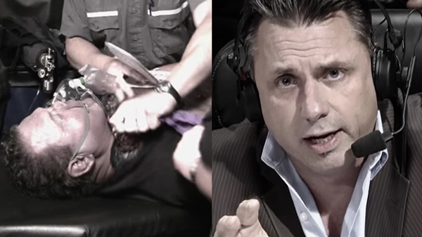 Michael Cole Updates the WWE Universe on the Status of Jerry Lawler