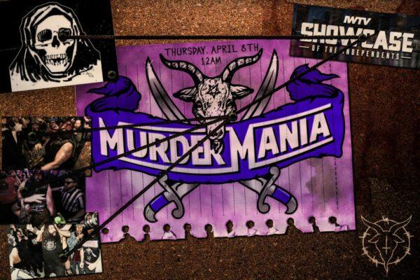 No Peace presents Murder Mania