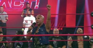 Jazz IMPACT Wrestling Retirement