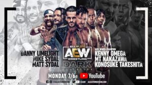 AEW Dark Elevation Card