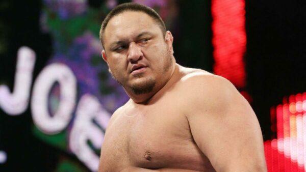 Samoa Joe WWE release