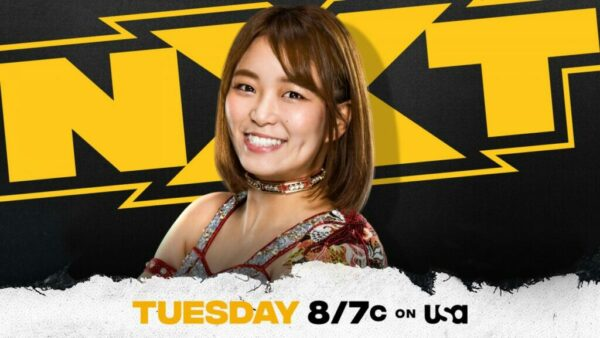 Sarray WWE NXT Card