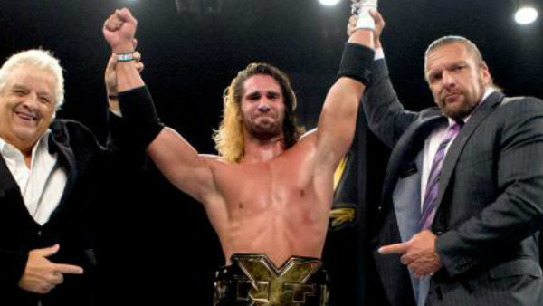 Seth Rollins Became the Inaugural NXT Champion in July of 2012