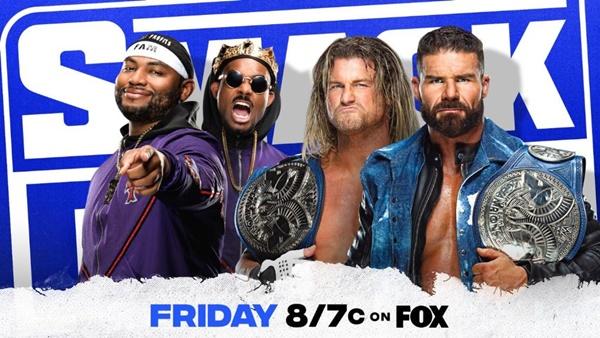 Street Profits Dirty Dawgs SmackDown