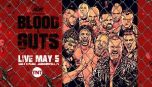 The Inner Circle The Pinnacle AEW Blood and Guts
