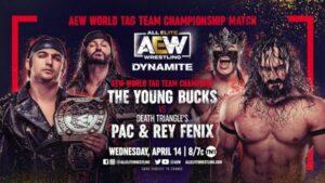 AEW Dynamite 4/14/21