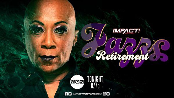 IMPACT Wrestling 4/15/21 Jazz