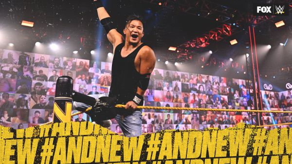 KUSHIDA NXT Cruiserweight Championship