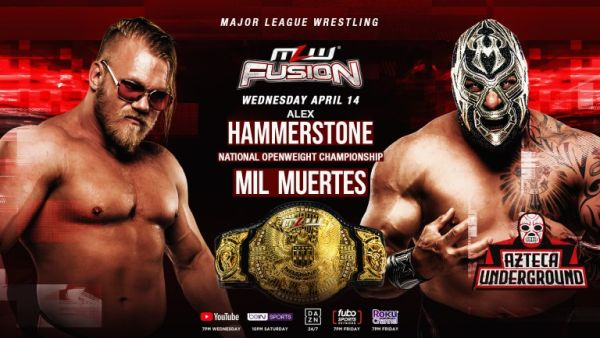 MLW FUSION 4/13/21