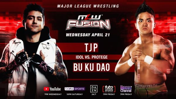 MLW FUSION 4/21/21