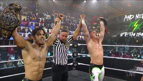 MSK NXT Tag Team Championship