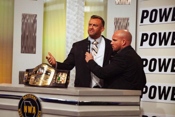 NWA PowerrrSurge Episode 1