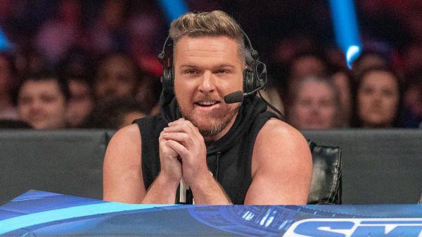 Pat McAfee SmackDown