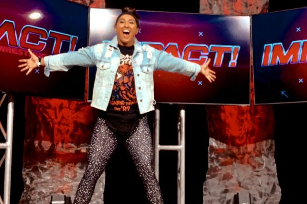 Rachael Ellering Makes IMPACT Wrestling Return