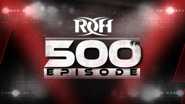 ROH TV #500