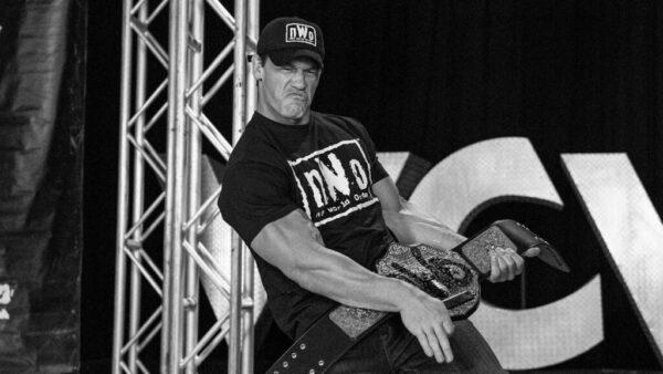 John Cena nWo