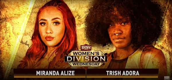 Women's Division Wednesday