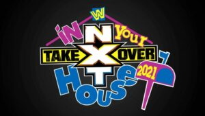 NXT TakeOver In Your House 2021 logo