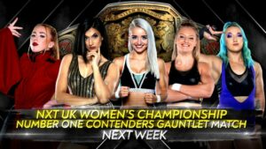 NXT UK preview Gauntlet