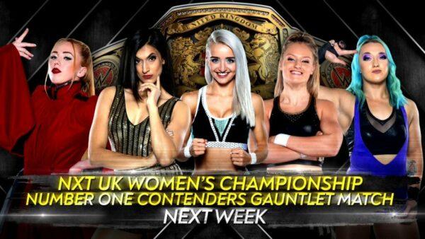 NXT UK preview Gauntlet