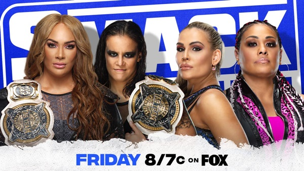 Friday Night SmackDown Women's Tag Match