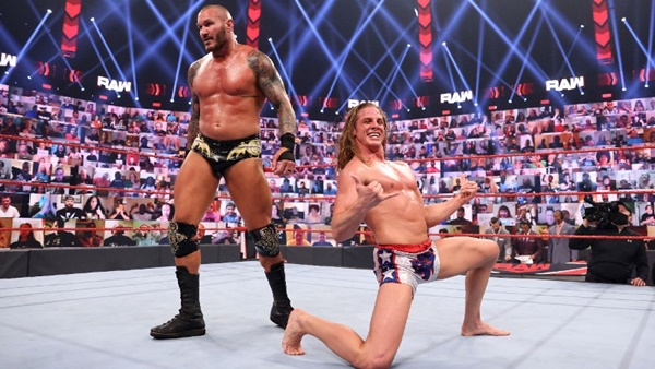 RKBro Randy Orton and Riddle