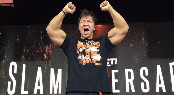 Satoshi Kojima at IMPACT Wrestling