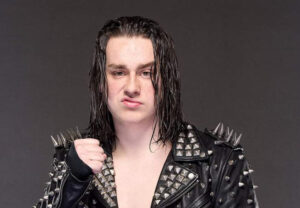 Brogan Finlay, Fit Finlay's 18-Year-Old Son