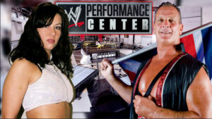 Allison Danger & Dave Taylor at WWE PC