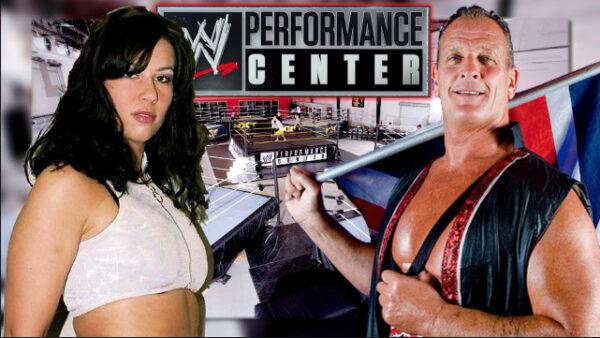 Allison Danger & Dave Taylor at WWE PC