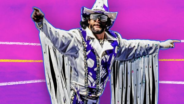 A&E Biography Macho Man Randy Savage
