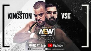 AEW Dark Elevation 5/10/21
