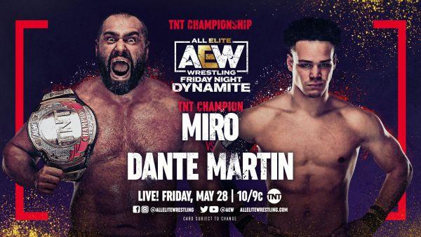 AEW Dynamite 5/24/21