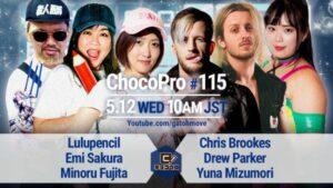 ChocoPro #115