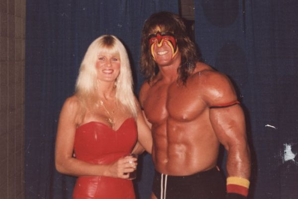 The Ultimate Warrior Dark Side of the Ring