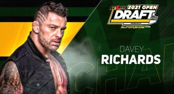 Davey Richards MLW