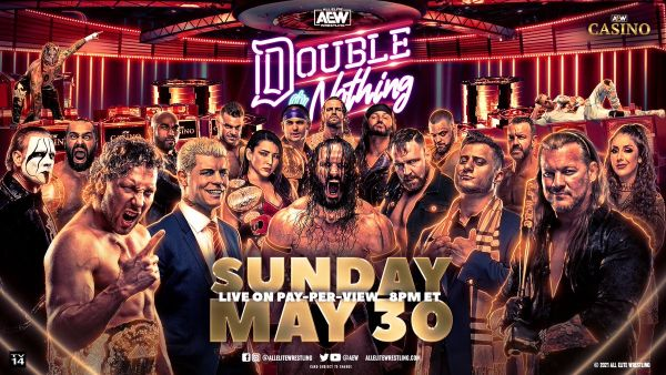 AEW Double or Nothing 2021 Predictions Preview