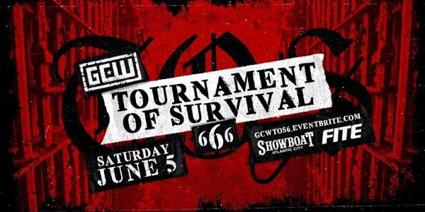 GCW Tournament of Survival 666