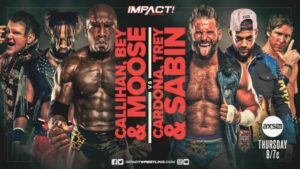 IMPACT Wrestling – Under Siege Go-Home Show