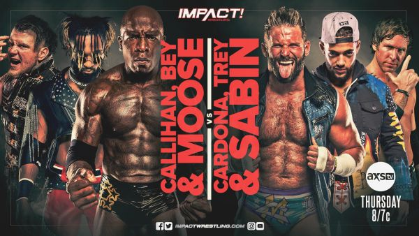 IMPACT Wrestling – Under Siege Go-Home Show