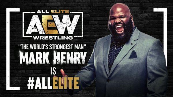 Mark Henry is All Elite