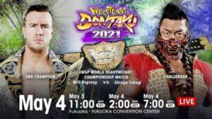 NJPW Wrestling Dontaku 2021