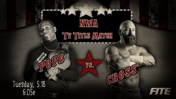 NWA Powerrr 5/18/21