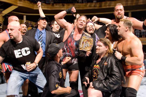 Rob Van Dam ECW One Night Stand 2006