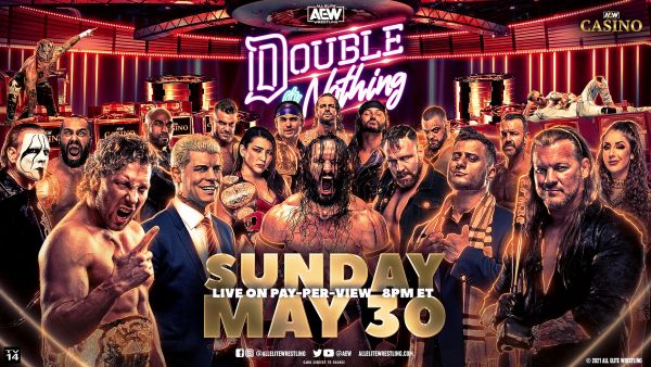 Updated AEW Double or Nothing Betting Odds