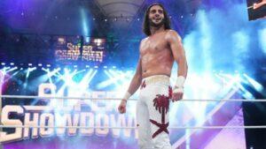 WWE Superstar Mansoor
