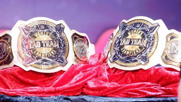 WWE Womens Tag Team Championship