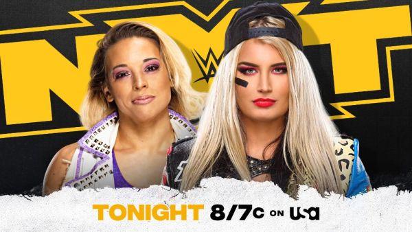 Zoey Stark Toni Storm WWE NXT